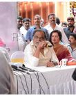 Amar Kannada movie muhurtha :  ambareesh speaks about son Abhishek during amar press meet