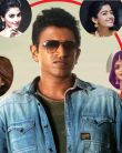 who is the correct pair for puneeth's James movie.