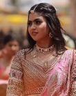Deepika Padukone's make up artist doing make up for Ramulu's daughter