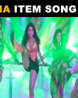 Upendra Pranitha in Brahma film song shooting at Mumbai Club