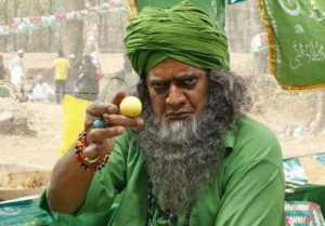 ದರ್ಶನ್ 'ಕುರುಕ್ಷೇತ್ರ' ಚಿತ್ರದ 'ಶಕುನಿ' ಲುಕ್ ರಿವಿಲ್