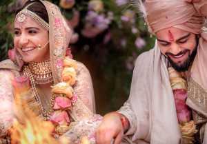 Virat Anushka Marriage   ವಿರಾಟ್ ಅನುಷ್ಕಾ ಮದುವೆಯ ಕೆಲವು ತುಣುಕುಗಳು
