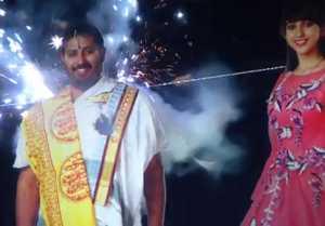 ಪ್ರತಿಕೃತಿ ದಹನ: 'ಬಿಗ್ ಬಾಸ್' ಮನೆಯಿಂದ ಹೊರಬಿದ್ದ ಸಮೀರ್