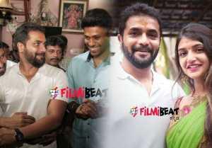 Bharate Kannada movie :  ಕೆಲವೇ ದಿನಗಳಲ್ಲಿ ಶುರುವಾಗಲಿದೆ ಮುರಳಿ ಭರಾಟೆ ಶೂಟ್..!