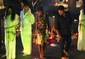 Natasaarvabhowma :  ಹೇಗ್ ನಡೀತಿದೆ   ನಟ ಸಾರ್ವಬೌಮ ಚಿತ್ರೀಕರಣ...?