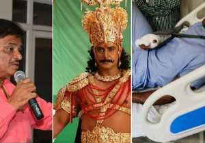 ದರ್ಶನ್ ಆರೋಗ್ಯ ವಿಚಾರಿಸಿದ ಮುನಿರತ್ನ..!