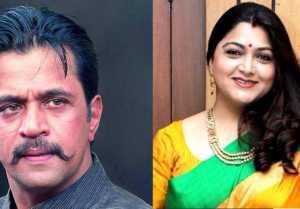 me too : ಅರ್ಜುನ್ ಸರ್ಜಾ ಬೆಂಬಲಕ್ಕೆ ನಿಂತ ಖ್ಯಾತ ನಟಿ ಖುಷ್ಬು