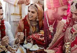 DeepVeer Wedding : ದೀಪಿಕಾ ಪಡುಕೋಣೆ ಮದುವೆಯಲ್ಲಿ ಧರಿಸಿದ ಕೆಂಪು ಲೆಹೆಂಗಾ ಬೆಲೆ ಎಷ್ಟು?