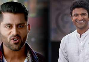 Amar Kannada Movie: ಅಮರ್'ನನ್ನು ವೆಲ್ ಕಮ್ ಮಾಡಿದ ಪವರ್ ಸ್ಟಾರ್, ರಾಕ್ ಲೈನ್