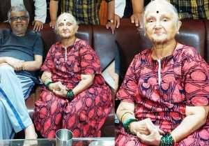 ಅನಾರೋಗ್ಯ ಸಮಸ್ಯೆಯಿಂದ ಹಿರಿಯ ನಟ ದ್ವಾರಕೀಶ್ ಪತ್ನಿ ಅಂಬುಜಾ ವಿಧಿವಶ