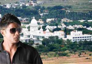 ಮರ ಕಡಿದು ಹೆಲಿ ಟೂರಿಸಂ ಮಾಡೋ ಸರ್ಕಾರದ ಯೋಜನೆಗೆ ದುನಿಯಾ ವಿಜಯ್ ಆಕ್ಷೇಪ