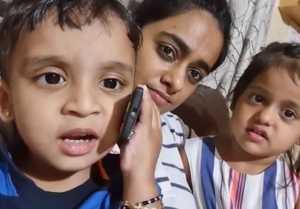 ಪುನೀತ್ ರಾಜ್ ಕುಮಾರ್ ಗೆ ಫ್ರೆಂಡ್ ತರ ಮಾತನಾಡಿಸಿದ ಪುಟಾಣಿ