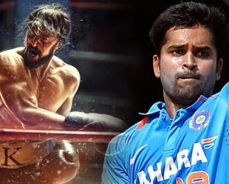 Vinay Kumar tweets about Kiccha Sudeep's 'Pailwan' movie poster.