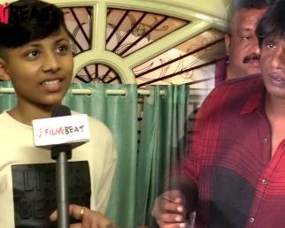 Duniya Vijay Son reaction about Salaga movie Teaser.