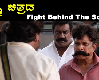 The Thrilling fight scene in Brahma film is ready