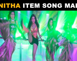 Upendra Pranitha in Brahma film song shooting at Mumbai Club