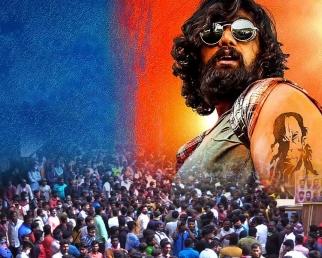 Dhruva Sarja Pogaru Kannada movie review