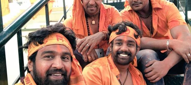 ಅರ್ಜುನ್ ಸರ್ಜಾಗೆ ಶಾಕ್ ಕೊಟ್ಟ ಚಿರಂಜೀವಿ ಸರ್ಜಾ