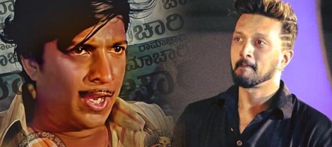 Nagarahaavu 2018 : ನಾಗರಹಾವು ಸಿನಿಮಾ ಬಗ್ಗೆ ಕಿಚ್ಚನ ಮಾತು...!!