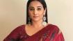 ''ರಾಷ್ಟ್ರೀಯತೆ ಚಿತ್ರಗಳಲ್ಲಿ ಇರಲಿ, ಚಿತ್ರಮಂದಿರಗಳಲ್ಲಿ ಬೇಡ'' - ವಿದ್ಯಾ ಬಾಲನ್