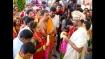 'ಗೊಂಬೆ' ನಿವೇದಿತಾ ಕೊರಳಿಗೆ ಮಾಂಗಲ್ಯಧಾರಣೆ ಮಾಡಿದ ಚಂದನ್ ಶೆಟ್ಟಿ