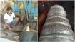 ಕುಲುಮೆ ಕೆಲಸ ಮಾಡಿ ಅಪ್ಪಯ್ಯಂಗೆ ಸಹಾಯ ಮಾಡುತ್ತಿರುವ ರವಿ ಬಸ್ರೂರ್: ವಿಡಿಯೋ ವೈರಲ್