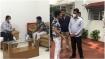 ಡಿಸಿಎಂ ಅಶ್ವತ್ಥ್ ನಾರಾಯಣ್ ಭೇಟಿಯಾದ ಹ್ಯಾಟ್ರಿಕ್ ಹೀರೋ ಶಿವರಾಜ್ ಕುಮಾರ್