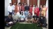 'ಫ್ಯಾಮಿಲಿ ಪ್ಯಾಕ್' ಸೆಟ್ಗೆ ಭೇಟಿ ನೀಡಿದ ಪುನೀತ್ ರಾಜ್ ಕುಮಾರ್ ದಂಪತಿ
