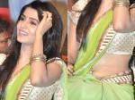 Actress Samantha Shows Navel Ring Aid