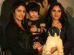 Radhika Kumaraswamy Lucky Audio Release Aid