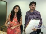 Filmmaker Roopa Iyer Got Engaged To Musician Gautam Srivatsa