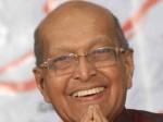 Veteran Filmmaker S K Bhagavan Felicitation