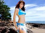 Actress Shilpi Sharma Sizzles Bikini