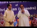 S P Balasubrahmanyam Lauds Music Director Rajan