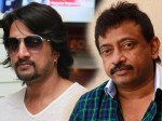 Sudeep Ram Gopal Varma Combination Movie Titled As Rai