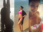 Hot Bikini Pic Sonakshi Sinha Sonam Kapoor Bipasha Basu New Year Beach