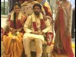 Actor Jd Chakravarthy Silent Wedding With Actress Anukruti Sharma