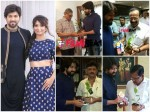 In Pics Yash Invites Political Leaders For His Marriage