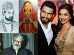 Tragic Accident On Ranveer Deepika S Padmavati Sets Leaves P