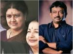 Ram Gopal Varma S Next Film Titled As A Shashikala