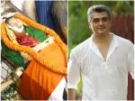 Tamil Actor Ajith Kumar Pay His Final Respect To Jayalalithaa