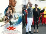 Vin Diesel Arrives India With Deepika Padukone Xxx 3 Releasing On January