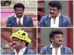 Kannada Actor Jaggesh In Maja Talkies