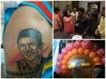 In Pics Puneeth Rajkumar Celebrates His 42nd Birthday