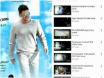 Raajakumara Video Songs Piracy In Youtube
