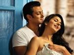 Bollywood Actor Salman Khan Katrina Kaif S First Look From The Set Of Tiger Zinda Hai Film