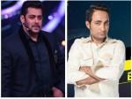 Bigg Boss 11 First Elimination Zubair Khan Zubair Files Complaint Against Salman Khan