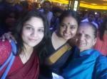 Ips Roopa Watched College Kumara Movie