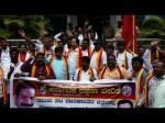 Karnataka Rakshana Vedike Is Protesting Against The Kala Film Release