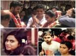 All About Sridevi Byrappa Who Is Engaged To Yuva Rajkumar